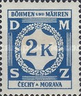 [Governemnt Service Stamps, Typ A8]