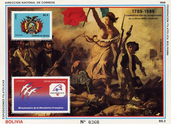 [The 200th Anniversary of the French Revolution, Typ ]