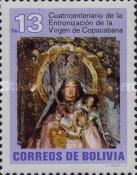 [The 400th Anniversary of the Enthronement of the Virgin of Copacabana, Typ AAL]