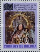 [Stamps of 1975-1996 Surcharged, type AAL1]