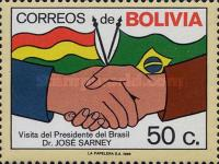 [Visit of President Jose Sarney of Brazil, type AFF]