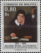 [The 88th Anniversary of the Death of Mother Rosa Gattorno, Founder of the Daughters of Saint Anne, type AFP]
