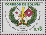 [The 50th Anniversary of the Army Communications Corps, type AFT]