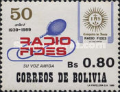 [The 50th Anniversary of the Radio Fides, type AFZ]