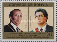[Meeting of Presidents of Bolivia and Venezuela, type AGP]