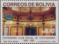 [The 100th Anniversary of the Cochabamba Social Club, Typ AHR]