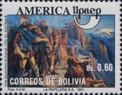 [America UPAEP -  Voyages of Discovery, type AIZ]
