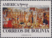 [America UPAEP -  The 500th Anniversary of the Discovery of America by Columbus, Typ ALC]