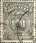 [Not Issued Stamps Overprinted, Typ AU45]
