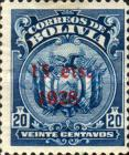 [Coat of Arms Stamps Surcharged, Typ AU49]