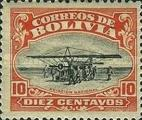 [Airmail - Establishment of the National Aviation School, Typ AV]