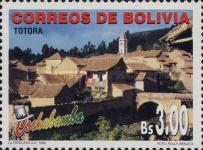 [Bolivian Departments - Cochabamba, Typ AWC]