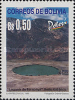 [Bolivian Departments - Potosi, Typ AWF]