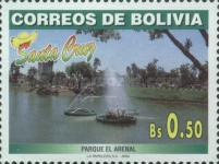 [Bolivian Departments - Santa Cruz, Typ AWT]