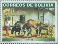 [Bolivian Departments - Santa Cruz, Typ AWU]