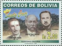 [Bolivian Departments - Santa Cruz, Typ AWV]