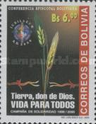 [Holy Year 2000, Bolivian Episcopal Conference, Typ AXZ]