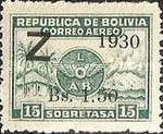 [Airmail - Issue of 1928 Surcharged, Typ BH3]