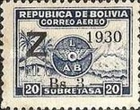 [Airmail - Issue of 1928 Surcharged, Typ BH4]