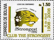 [Club the Strongest 1908-2008, Typ BLA]