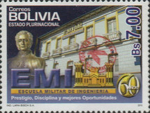 [Revalidation - Stamp of 2010 Overprinted Seal of the New Post Office, type BNS1]