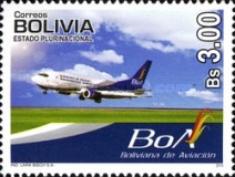 [Creation of BOA - Boliviana de Aviacion, Typ BOG]