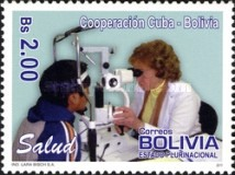 [Bolivia & Cuba - Friendship and Cooperation, Typ BOH]