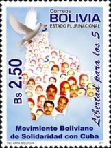 [Bolivia & Cuba - Friendship and Cooperation, Typ BOI]