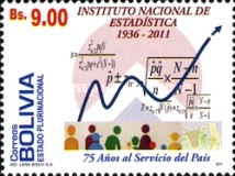 [The 75th Anniversary of the National Institute of Statistics, Typ BOS]