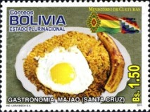 [Gastronomy - Bolivian Dishes, type BPB]