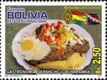 [Gastronomy - Bolivian Dishes, type BPC]