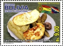 [Gastronomy - Bolivian Dishes, type BPD]