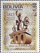 [The 200th Anniversary of the Heroines of Coronilla, Typ BPX]