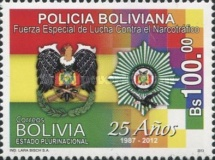 [The 25th Anniversary of the Bolivian D.E.A., Typ BSD]