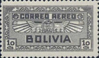 [Airmail Stamps, type BV1]
