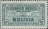 [Airmail Stamps, type BV4]