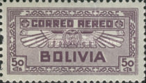 [Airmail Stamps, type BV5]