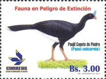[Endangered Fauna - Birds, type BVT]