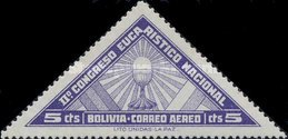 [Airmail Stamps - The Second National Eucharistic Congress, type DD]
