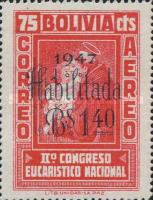 [Stamps of 1938-1939 Surcharged