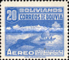 [Airmail Stamps, type DO1]