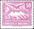 [Airmail Stamps, type DP]