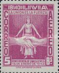 [Airmail Stamps - Chancellors Meeting, Rio de Janeiro, type DS3]