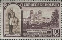 [The 100th Anniversary of the Founding of El Beni, Typ ED1]
