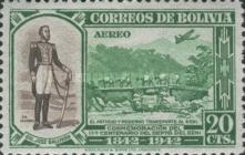 [The 100th Anniversary of the Founding of El Beni, type ED3]
