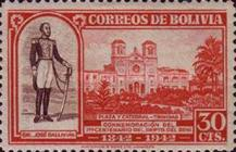 [The 100th Anniversary of the Founding of El Beni, Typ ED4]