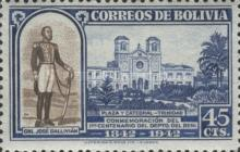 [Airmail - The 100th Anniversary of the Founding of El Beni, type EE1]