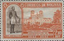[Airmail - The 100th Anniversary of the Founding of El Beni, type EE2]