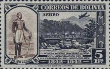 [Airmail - The 100th Anniversary of the Founding of El Beni, type EE4]