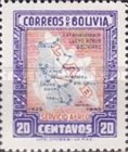 [Airmail Stamps - The 20th Anniversary of the First National Air Service, type EL]